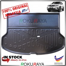 Proton X70 2019 Custom Fit Original PE Non Slip Rear Trunk Boot Cargo Tray