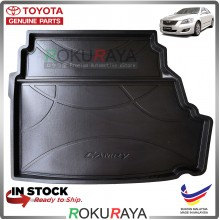 Toyota Camry XV40 2006-2011 Custom Fit Original PE Non Slip Rear Trunk Boot Cargo Tray