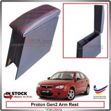 Proton Gen2 4' Plywood PVC Armrest Center Console Box (Diamond+Sponge)