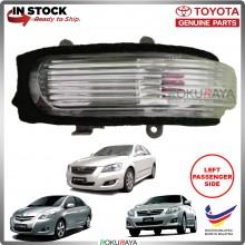 Toyota Vios Altis Camry (2008 Models) OEM Genuine Parts Side Mirror Turn Signal LED Light Blinker (LEFT)