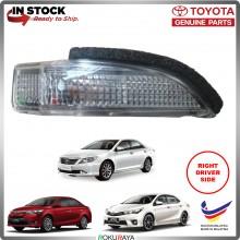 Toyota Vios Altis Camry (2013 Models) OEM Genuine Parts Side Mirror Turn Signal LED Light Blinker (RIGHT)