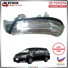 Toyota Wish AE20 (2nd Gen) 2009 OEM Genuine Parts Side Mirror Turn Signal LED Light Blinker (LEFT)