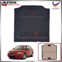Proton Gen2 Gen-2 Custom Fit 15mm Rear Bonnet Spare Tyre Tire Tayar Cover Back Hard Board Papan (Carpet Wrapped)