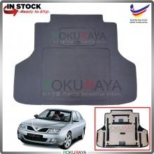 Proton Waja Custom Fit 15mm Rear Bonnet Spare Tyre Tire Tayar Cover Back Hard Board Papan (Carpet Wrapped)