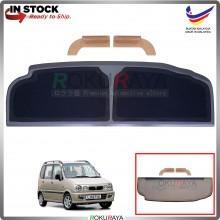 Perodua Kenari Custom Fit Rear Top Speaker Board 12mm Thick (PVC Wrapped)