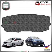 Nissan Almera N17 2011 RR Malaysia Custom Fit Dashboard Cover (BLACK LINE)