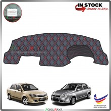 Proton BLM FLX (2nd Gen) 2008-2016 RR Malaysia Custom Fit Dashboard Cover (RED LINE)
