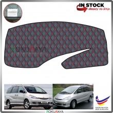 Toyota Previa Estima XR30 XR40 (2nd Gen) 2000-2005 RR Malaysia Custom Fit Dashboard Cover (RED LINE)