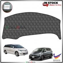 Toyota Previa Estima ACR50 (3rd Gen) 2006 RR Malaysia Custom Fit Dashboard Cover (BLACK LINE)