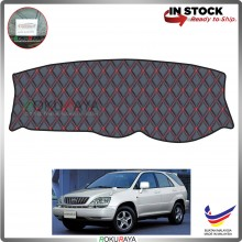 Toyota Harrier XU10 (1st Gen) 1998-2003 RR Malaysia Custom Fit Dashboard Cover (RED LINE)