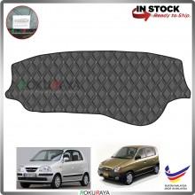 Hyundai Inokom Atos 1997-2007 RR Malaysia Custom Fit Dashboard Cover (BLACK LINE)