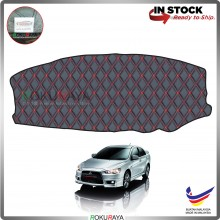 Mitsubishi Lancer GT 2007-2017 RR Malaysia Custom Fit Dashboard Cover (RED LINE)