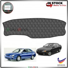Kia Spectra Sephia RR Malaysia Custom Fit Dashboard Cover (BLACK LINE)