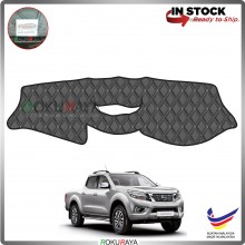 Nissan Navara NP300 D23 RR Malaysia Custom Fit Dashboard Cover (BLACK LINE)