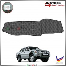 Nissan Frontier (1st Gen) RR Malaysia Custom Fit Dashboard Cover (BLACK LINE)