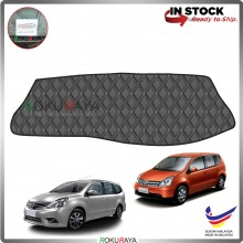 Nissan Livina L10 L11 RR Malaysia Custom Fit Dashboard Cover (BLACK LINE)