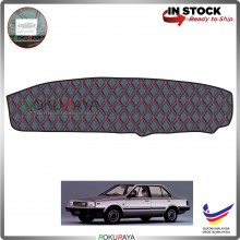 Nissan Sunny B11 RR Malaysia Custom Fit Dashboard Cover (RED LINE)