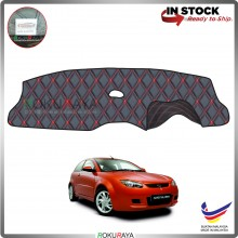 Proton Satria Neo (2nd Gen) RR Malaysia Custom Fit Dashboard Cover (RED LINE)