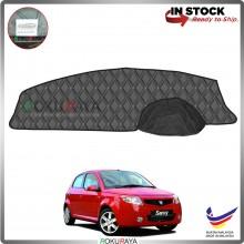 Proton Savvy RR Malaysia Custom Fit Dashboard Cover (BLACK LINE)