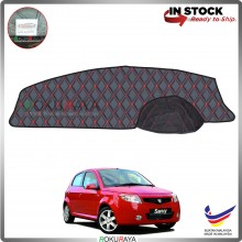 Proton Savvy RR Malaysia Custom Fit Dashboard Cover (RED LINE)