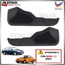 Proton Wira (1.3 ONLY) Side Door Panel Speaker Board Cover Pocket Holder PVC Wrapped (BLACK)