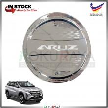 Perodua Aruz 2019 Fuel Gas Tank Cap Trim Cover (Chrome)