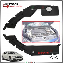 Honda Civic FC (10th Gen) 2016 ABS Engine Side Dust Protection Cover Hood Cowl