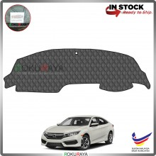 Honda Civic FC (10th Gen) 2016 RR Malaysia Custom Fit Dashboard Cover (BLACK LINE)