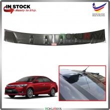Toyota Vios (3rd Gen) 2013-2018 Vortex Generator Shark Fin Aerodynamic Rear Windscreen Glass Visor Diffuser Diffusor