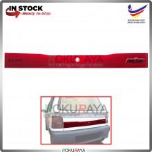 Perodua Kancil (EZ850) Rear Bonnet Center Safety Reflective Red Reflector