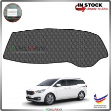 Kia Grand Carnival YP (3rd Gen) 2016 RR Malaysia Custom Fit Dashboard Cover (BLACK LINE)