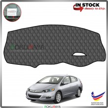 Honda Insight Hybrid (2nd Gen) 2009  RR Malaysia Custom Fit Dashboard Cover (BLACK LINE)