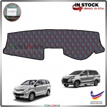 Toyota Avanza (2nd Gen) 2011 RR Malaysia Custom Fit Dashboard Cover (RED LINE)