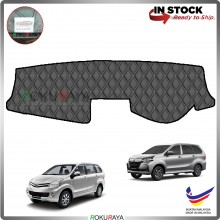 Toyota Avanza (2nd Gen) 2011 RR Malaysia Custom Fit Dashboard Cover (BLACK LINE)