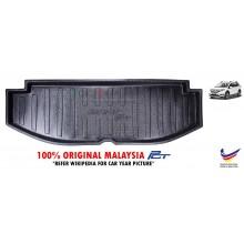 Honda BRV BR-V 2015 Custom Fit Original PE Non Slip Rear Trunk Boot Cargo Tray (Small)