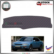 Toyota Camry XV10 1992-1996 RR Malaysia Custom Fit Dashboard Cover (RED LINE)