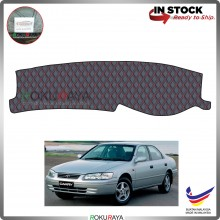 Toyota Camry XV20 1997-2001 RR Malaysia Custom Fit Dashboard Cover (RED LINE)