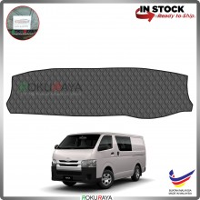 Toyota Hiace H200 (5th Gen) 2004 RR Malaysia Custom Fit Dashboard Cover (BLACK LINE)