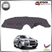 Proton Persona (1st Gen) 2007-2016 RR Malaysia Custom Fit Dashboard Cover (RED LINE)