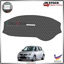 Suzuki Swift (2nd Gen) 2005-2011 RR Malaysia Custom Fit Dashboard Cover (BLACK LINE)