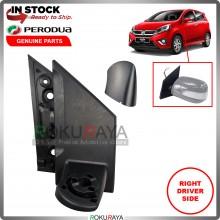 Perodua Axia Car Replacement Side Door Mirror Leg Bracket Gasket (RIGHT)