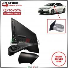 Toyota Altis E160 E170 (11th Gen) 2013-2018 Car Replacement Side Door Mirror Leg Bracket Gasket (RIGHT)
