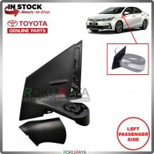 Toyota Altis E160 E170 (11th Gen) 2013-2018 Car Replacement Side Door Mirror Leg Bracket Gasket (LEFT)