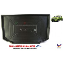 Proton Iriz Custom Fit Original PE Non Slip Rear Trunk Boot Cargo Tray