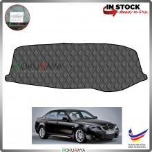 BMW 5 Series E60 RR Malaysia Custom Fit Dashboard Cover (BLACK LINE)