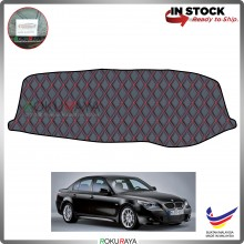 BMW 5 Series E60 RR Malaysia Custom Fit Dashboard Cover (RED LINE)