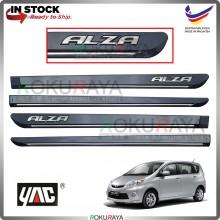 Perodua Alza Original Side Door Moulding Garnish Body Lining Panel (S33 MEDALLION GREY)