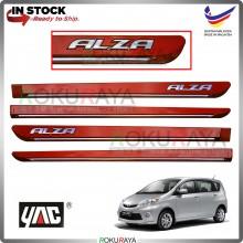 Perodua Alza Original Side Door Moulding Garnish Body Lining Panel (R53 OZZY ORANGE)