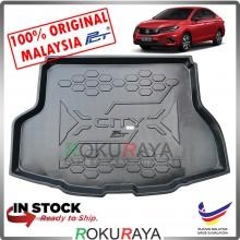 Honda City (7th Gen) 2020 Custom Fit Original PE Non Slip Rear Trunk Boot Cargo Tray