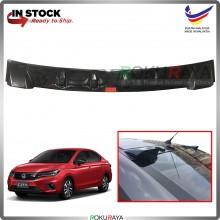 Honda City (7th Gen) 2020 Vortex Generator Shark Fin Aerodynamic Rear Windscreen Glass Visor Diffuser Diffusor